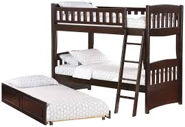 Amazoncom Night  Day Cinnamon Twin Over Twin Bunk Bed Cherry - Simply bunk beds