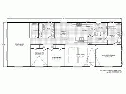 Golden West Homes Floor Plans by American Home Center Fleetwood Waverly Crest 28683w