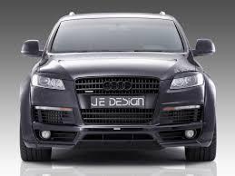 Audi Q7 Black Edition - je design audi q7 s line cars modified 2010 wallpaper 2048x1536