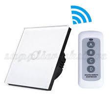 wifi controlled light switch wireless light switch ebay