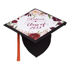 graduation cap toppers 100 customizable graduation cap toppers mimoprints