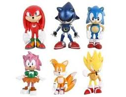 sonic the hedgehog cake topper cake toppers