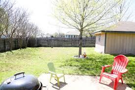 easy backyard makeover the before love u0026 renovations