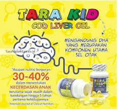Minyak Ikan Tara Kid tarakid minyak ikan anak tumbuh pintar berprestasi beranda