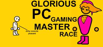 Pc Master Race Meme - glorious pc master race remy van ruiten