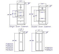 wall oven cabinet width wall oven cabinet with microwave standard cabinet width for