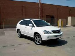 lexus rx 400h white lexu suv 2006 lexus rx400h suv i dont want to pinterest