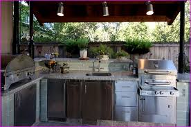 Stainless Steel Doors Outdoor Kitchens - outdoor kitchens edgewood cabinetry with regard to outdoor wood