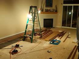 Home Decor Flooring How To Install Wood Floors In Your Living Room Evolving Motherhood