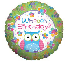 owl balloons whooo s birthday owl party balloons decorations