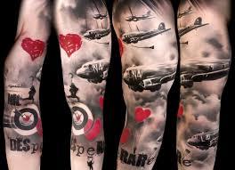 trash polka style tattoos consortium