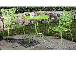 Lime Green Bistro Table And Chairs Outdoor Bistro Sets Patioliving