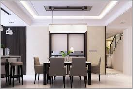 amazing modern dining room ideas wood black table gray tufted