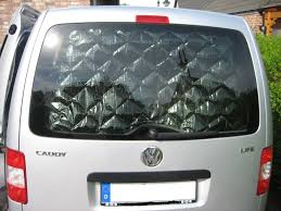 isoflex thermo mats complete set 8 pieces for vw caddy maxi