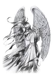 tribal angel wings tattoo design in 2017 real photo pictures