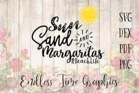 margarita svg beach life svg file summer svg beach design bundles