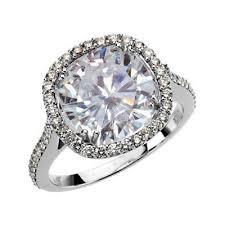 moissanite vintage engagement rings designer cushion moissanite engagement ring 5 60 carat