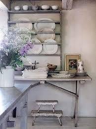 Shabby Chic Plate Rack by 27 Best Tallerkenrække Images On Pinterest Plate Racks Kitchen