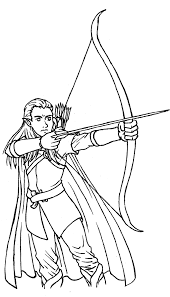 12 images of legolas the hobbit coloring pages lego lord of the