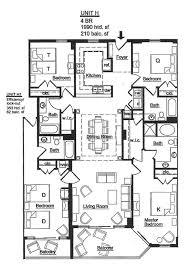 Myrtle Beach 3 Bedroom Condo The Island Floorplans Myrtle Beach Oceanfront Condos