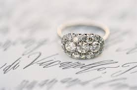 wedding rings vintage vintage style engagement rings elizabeth designs the
