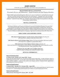 8 dental resumes samples mla cover page resume examples for