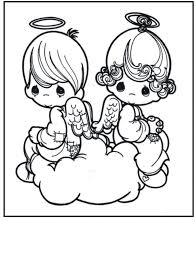 free printable angel coloring pages angel coloring pages