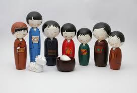 10 beautiful nativity sets from around the world
