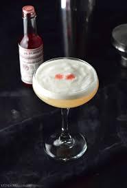 bohemian cocktail with elderflower foam recipe kitchen swagger