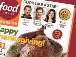 healthy thanksgiving tips food network magazine november 2013 recipe index recipes and