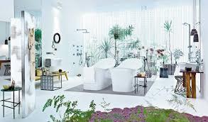 black and white modern contemporary bathroom design black white