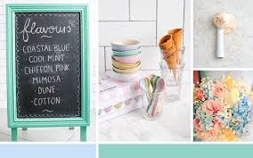 le creuset refresh your kitchen with pretty pastels