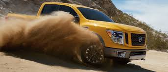 nissan truck 2016 take the powerhouse 2017 nissan titan xd for a test drive