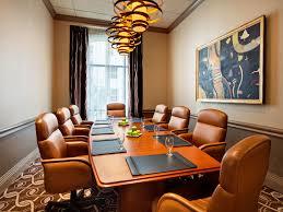 portland meeting room boardroom dossier hotel