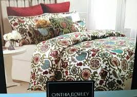 cynthia rowley quilts bedding bedding oo cynthia rowley peacock