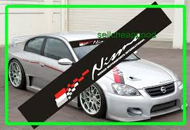 nissan skyline nismo for sale nissan nismo windshield decal skyline gt r se r 370z parts for