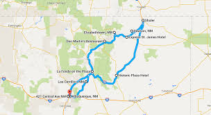 Map Of Taos New Mexico by A Road Trip Through Haunted Places In Northern New Mexico