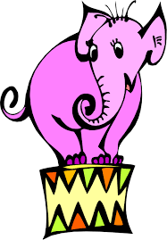 baby circus elephant clipart clipart panda free clipart images