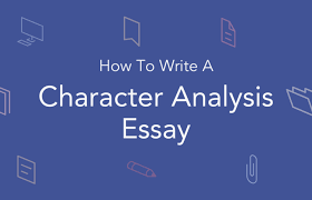 character analysis essay structure example essaypro