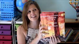 hewitt homeschooling grade 2 lightning literature review youtube