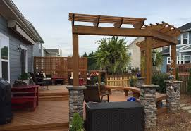 Deck And Patio Combination Pictures by Fort Mill Sc Deck Builder Patio Builder Pergola Builder Porch