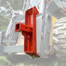 skid steer skid steer hitch attachment 45 skidsteer 3 point