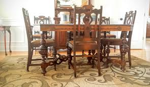 Dining Room Table Antique by Dining Table Makeover With Java Gel Stain And Antique White At