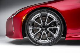 red lexus 2018 hear the 2018 lexus lc 500 and its epic exhaust note automobile