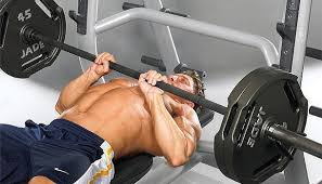 Reverse Grip Bench Press Upper Chest The Best Exercises For Building Perfect Triceps Therippedathlete Com