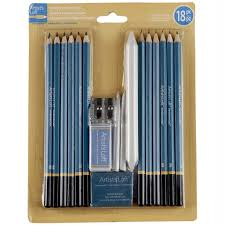 artist u0027s loft fundamentals sketching u0026 drawing set