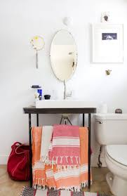 Bathroom Vanity Hack Optical Illusion With Secret Storage by 87 Best Ensuite Images On Pinterest Towels Bamboo And Bathroom