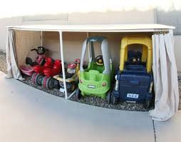 Backyard Kids Toys by Pinterest Inspired Diy Ideas For Organizing Outdoor Toys Today Com