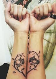 20 cute tattoo designs for the best friends