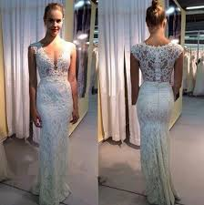 Fitted Wedding Dresses Dresses 2016 Wedding Gown Lace Wedding Gowns Mermaid Bridal Dress